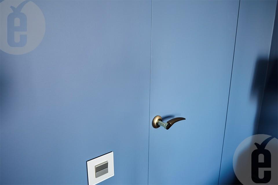 Скрытые двери на кухню
