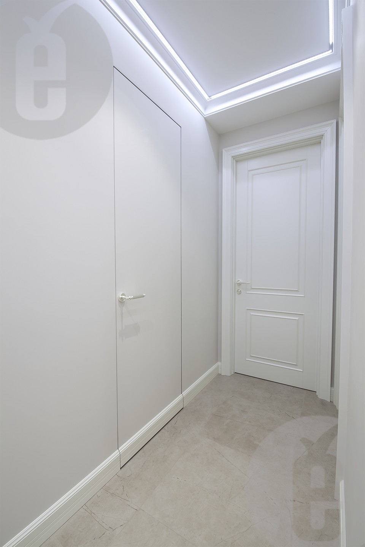 Скрытые двери межкомнатные