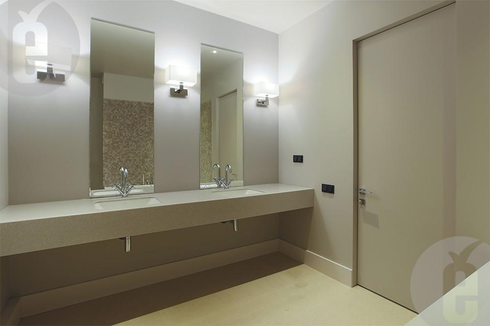 Скрытые двери для ванной