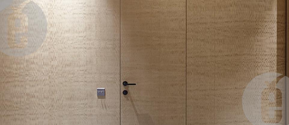 Потайные двери без наличников – дизайн современности