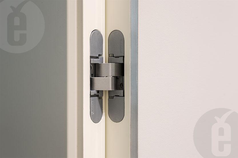 Скрытые петли для деревянных дверей