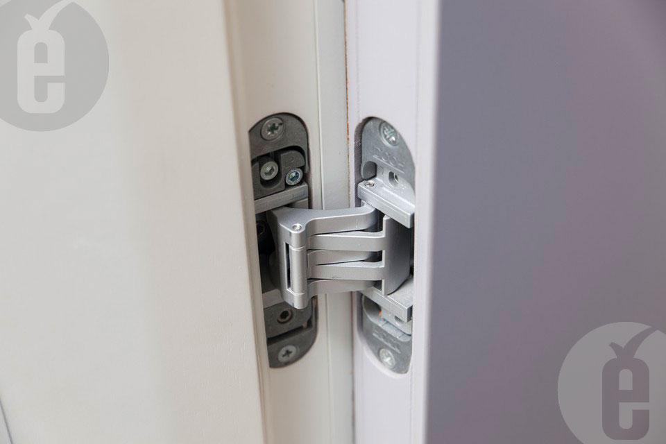 Фурнитура для скрытых дверей invisible