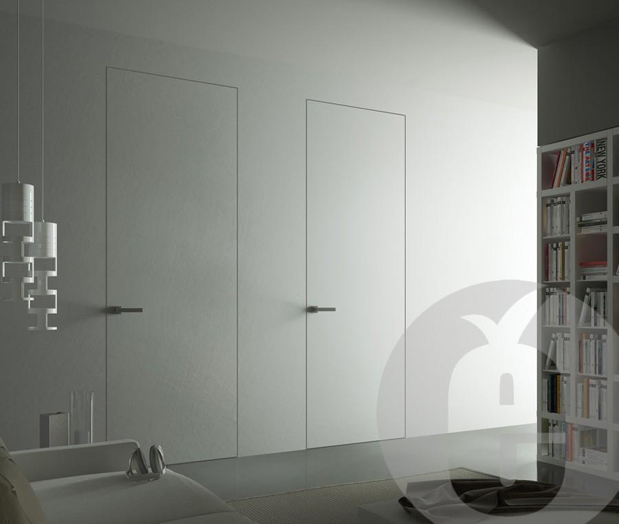 Двери — невидимый короб