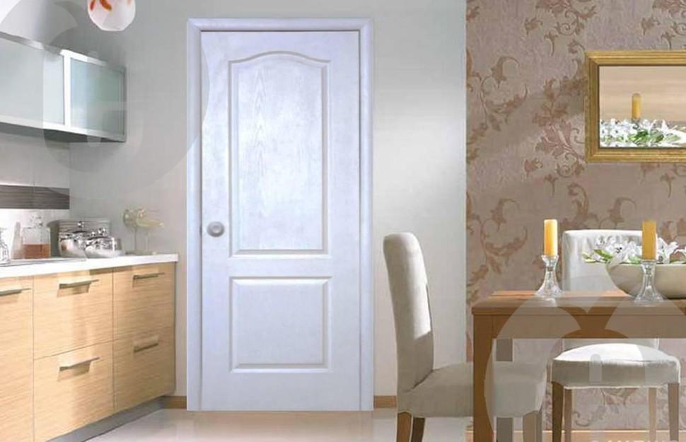 Двери МДФ под покраску