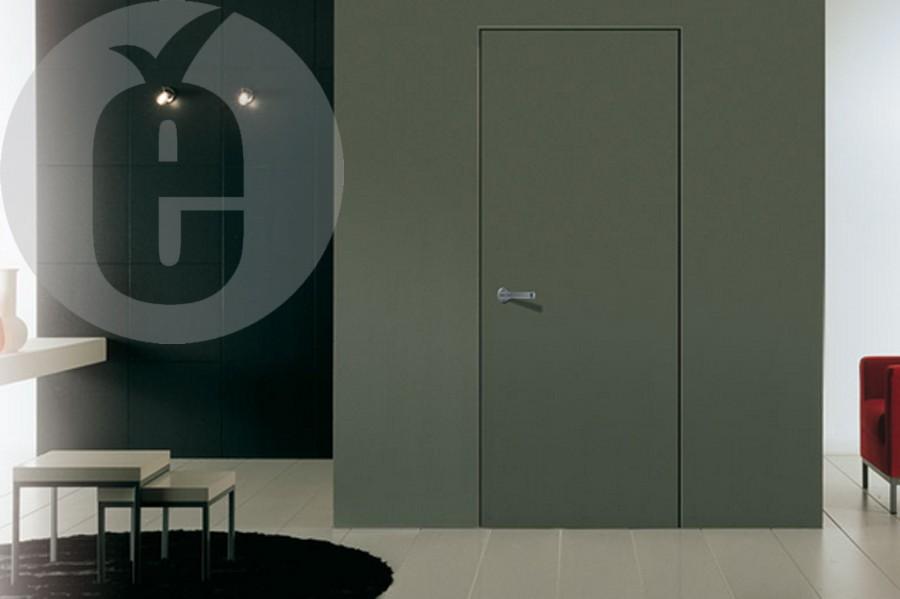 Двери под покраску со скрытым коробом