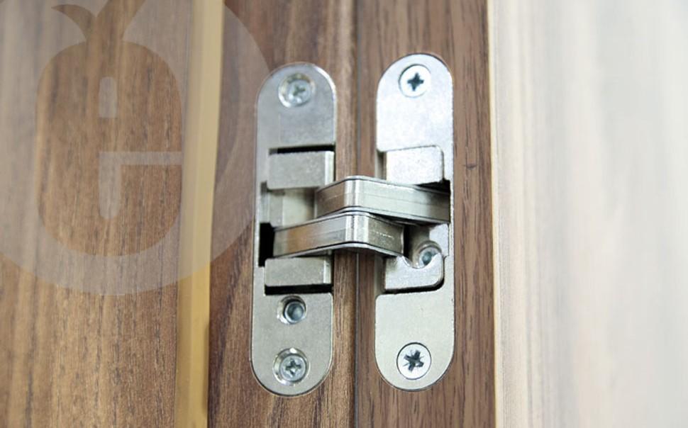 Купить двери со скрытыми петлями