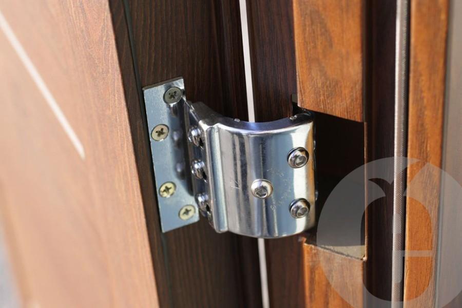 Скрытые двери – конструкция