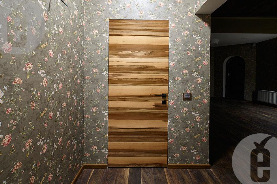 Скрытая коробка двери в шпоне Ред Гам