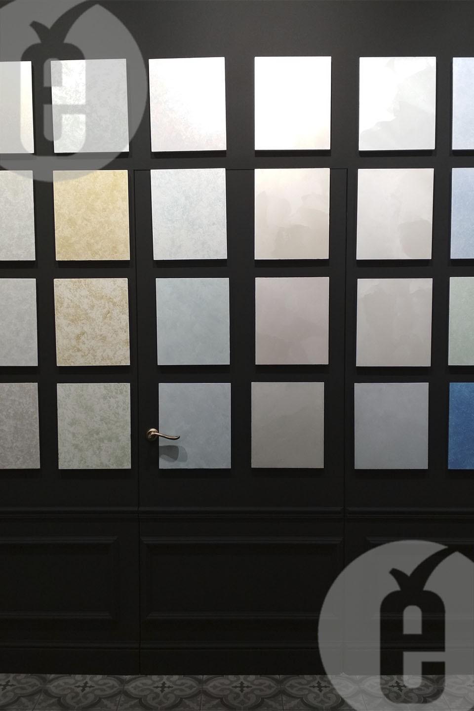 Двери-невидимки скрытые панелями