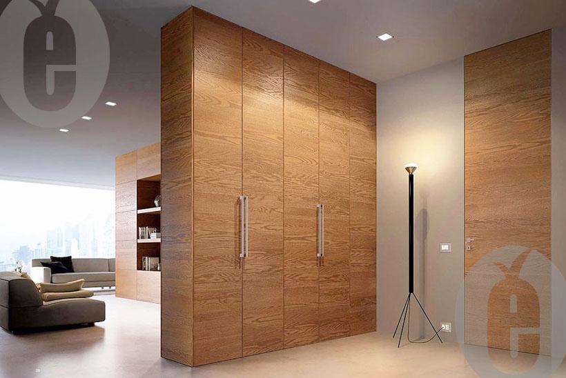 Лучший способ скрыть двери в комнате
