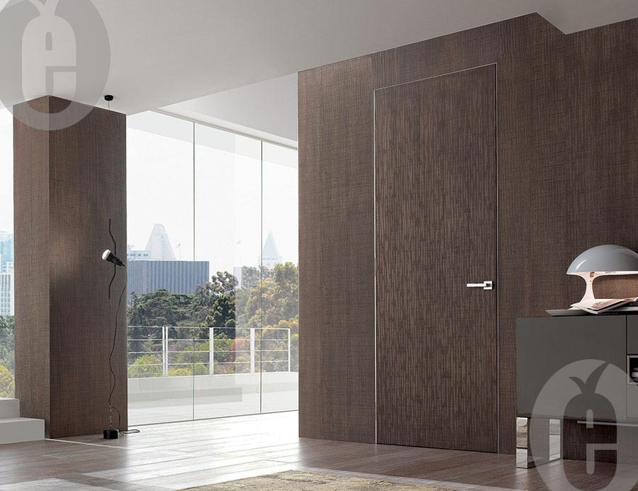 Производство дверей из дерева