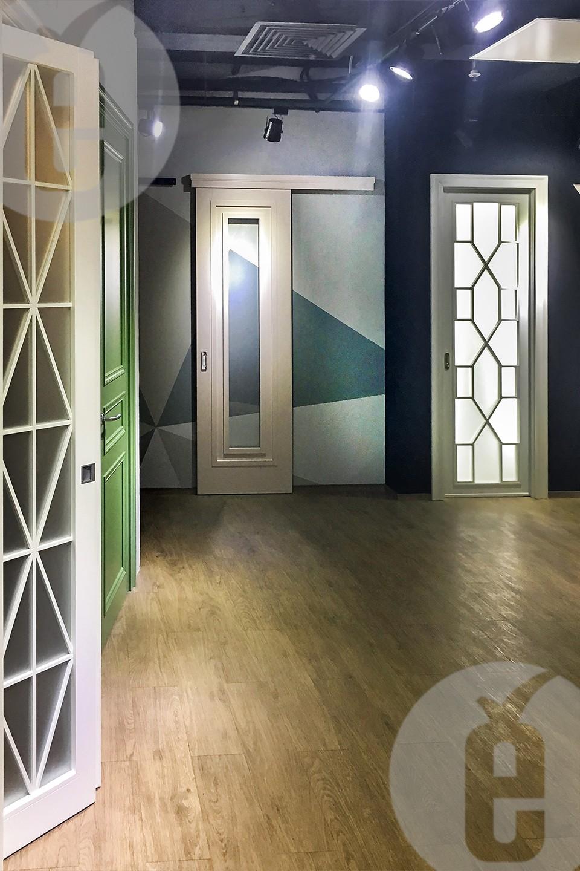 Шоу-рум дверей в СПб 2018. Выставка дверей
