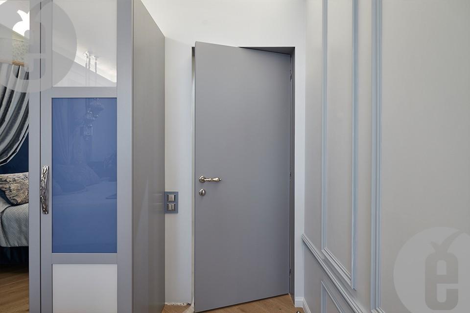 Скрытые двери-невидимки в Москве