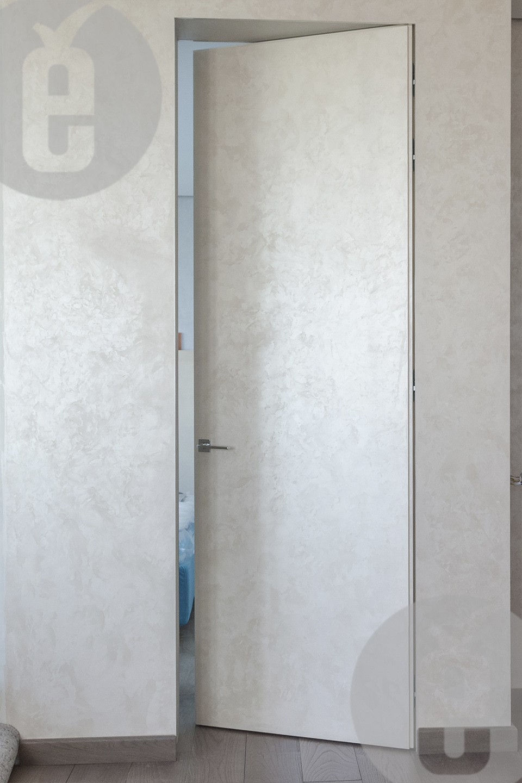 Межкомнатные двери без наличников