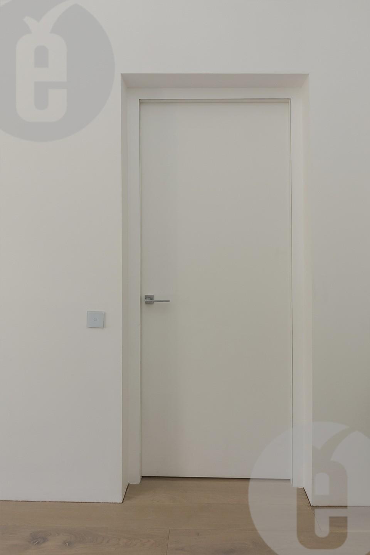 Скрытые двери под покраску межкомнатные