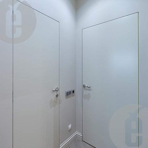 скрытые межкомнатные двери цена