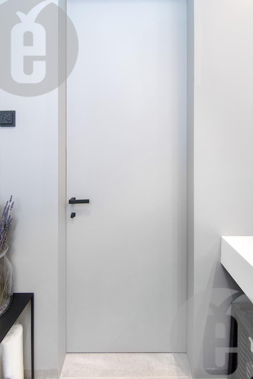 Коробка под скрытую дверь правильный выбор и установка