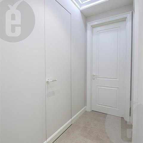 скрытая дверь в кладовку