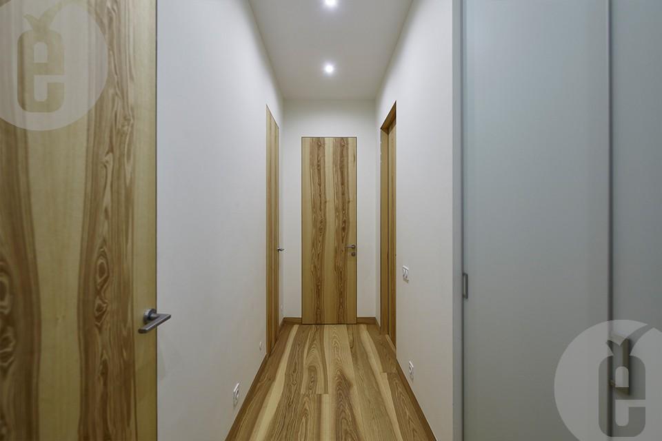 комплект дверей в шпоне Оливковый Ясень