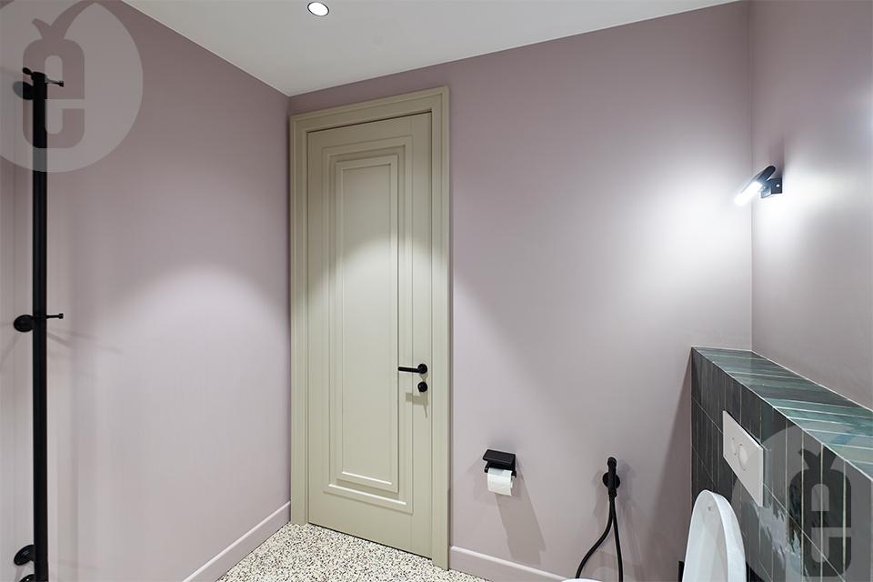 Двери «инвизибл» для гардеробной