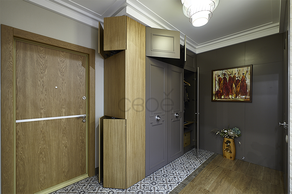Накладка на входную дверь