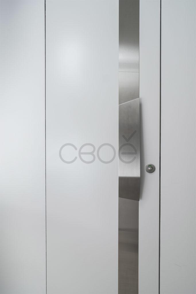 Стильные двери без наличников