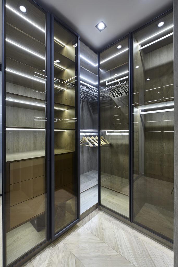 Стеклянные фасады в алюминиевом профиле