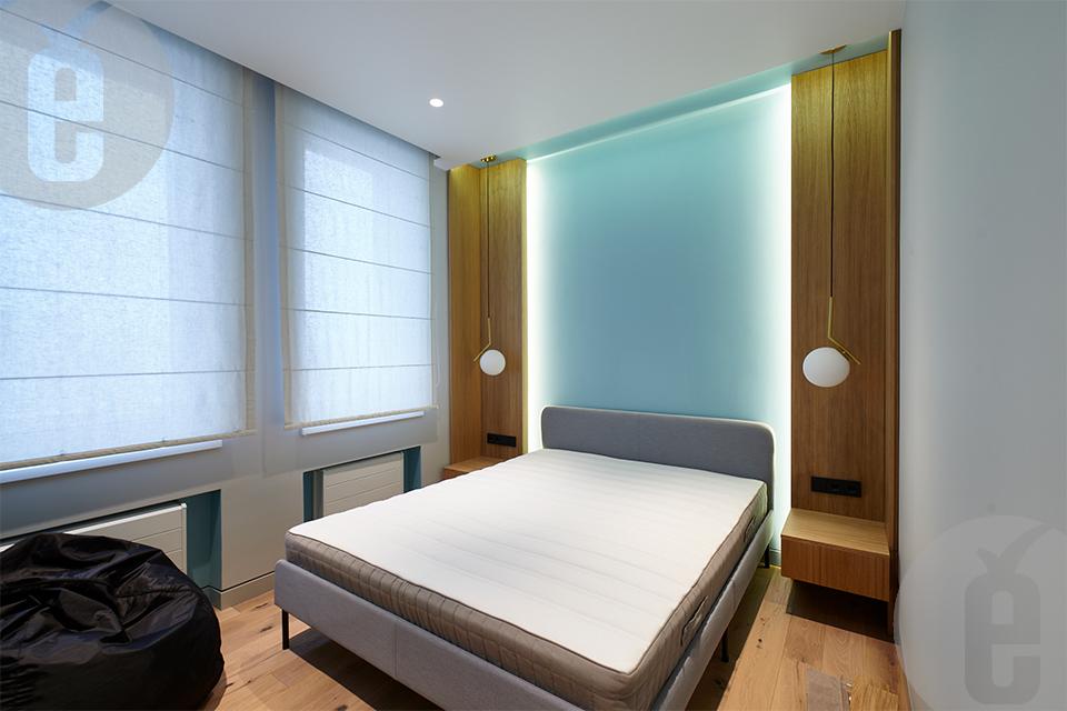 Смелое решение в дизайне: двери под панели