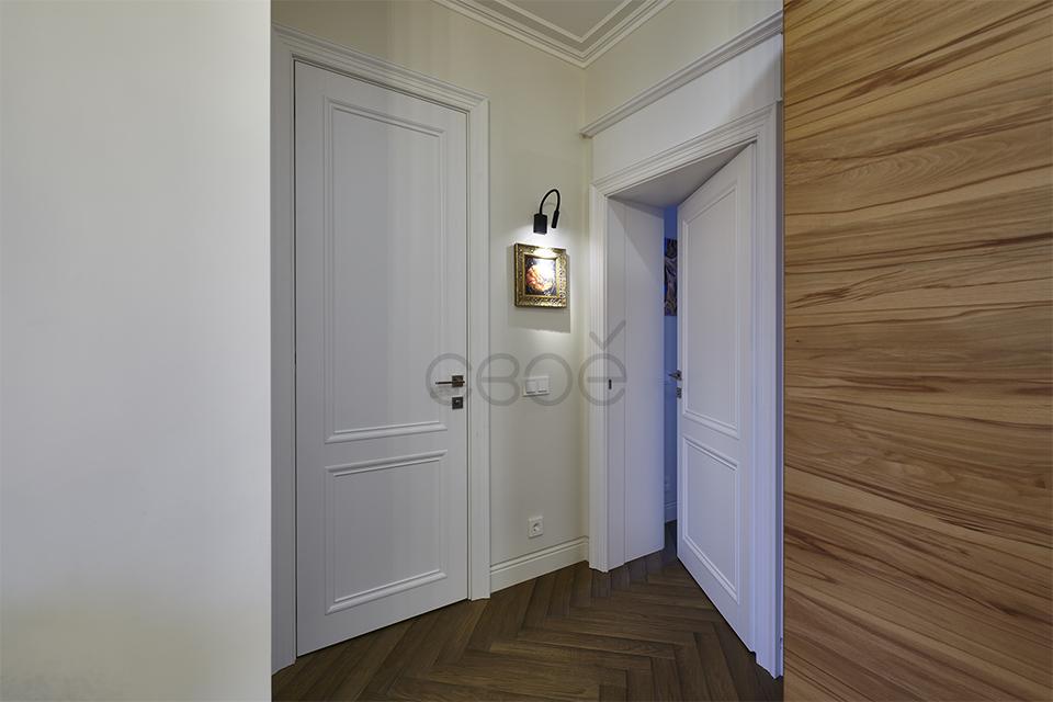 Двери по дизайнерскому эскизу