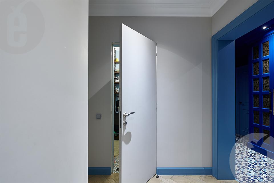 Двери скрытого монтажа: их преимущества и особенности